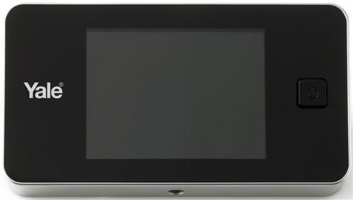 Vizor electronic standard Yale 0500 (Negru/Argintiu)( 63456)