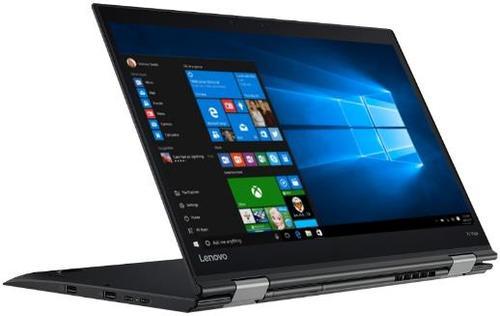Laptop 2in1 Lenovo ThinkPad X1 Yoga Gen2 (Procesor Intel® Core™ i5-7200U (3M Cache, up to 3.10 GHz), Kaby Lake, 14inchQHD IPS LED, Touch, 8GB, 512GB SSD, Intel HD Graphics 520, Wireless AC, Modul 4G, Tastatura iluminata, FPR, Win10 Pro 64, Negru)