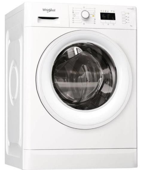 Masina de spalat rufe Whirlpool FWL 71052 W EU, 1000rpm, 6 Kg, Clasa A++ (Alb)
