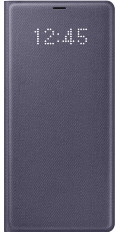 Husa LED View Cover Samsung EF-NN950PVEGWW pentru Galaxy Note 8 (Violet)