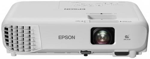 Videoproiector Epson EB-S05, 3200 lumeni, 800 x 600, Contrast 15000:1, HDMI (Alb)