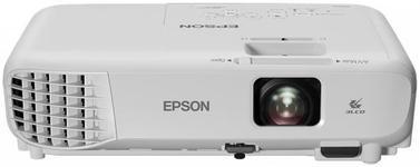 Videoproiector Epson EB-W05, 3300 lumeni, 1280 x 800, Contrast 15000:1, HDMI (Alb)
