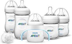 Set Starter de biberoane Natural pentru nou-nascuti Philips Avent SCD290/05
