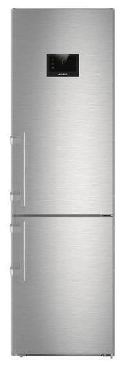 Imagine indisponibila pentru Combina frigorifica Liebherr CBNPes 4858, 344 l, Clasa A+++ (Argintiu)