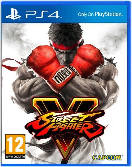 Imagine indisponibila pentru Street Fighter V (PS4)