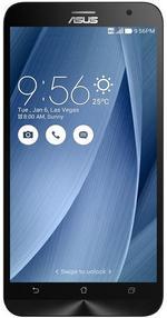 "Fotografie Telefon Mobil Asus Zenfone 2 ZE551ML, Procesor Intel® Atom™ Z3580 Quad-Core 2.33GHz, IPS capacitive touchscreen 5.5"", 4GB RAM, 64GB Flash, 13MP, Wi-Fi, 4G, Dual Sim Activ, Android (Argintiu)"