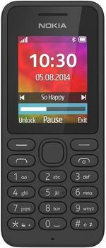 Fotografie Telefon Mobil Nokia 130 Dual Sim (Negru)
