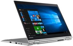 "Laptop 2in1 Lenovo ThinkPad X1 Yoga Gen2 (Procesor Intel® Core™ i7-7500U (4M Cache, up to 3.50 GHz), Kaby Lake, 14""WQHD OLED, Touch, 16GB, 512GB SSD, Intel HD Graphics 620, Wireless AC, 4G, Tastatura iluminata, FPR, Win10 Pro 64, Argintiu)"