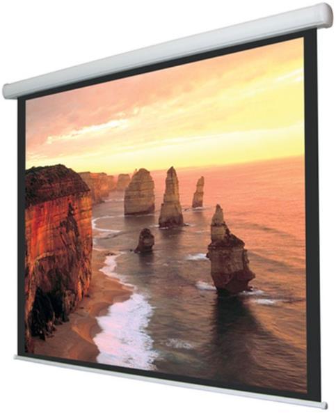 Ecran de proiectie electric Ligra Cinedomus 300x227