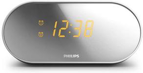 Radio cu ceas Philips AJ2000/12 (Alb)
