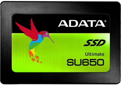 SSD A-DATA Ultimate SU650, 240GB, SATA III 600