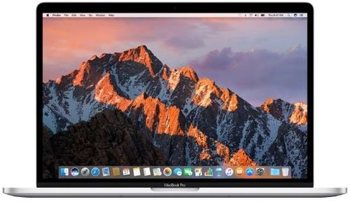 laptop apple the new macbook pro 15 retina (procesor intel® core™ i7 (8m cache, up to 2.90 ghz), kaby lake, 15.4inch, retina, touch bar, 16gb, 512gb ssd, amd radeon pro 560@4gb, mac os sierra, layout int, space gray)