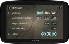 """Sistem de navigatie TomTom Go Professional 620, Ecran 6"""""""