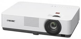Videoproiector Sony VPL-DX241, 3LCD, 3300 Lumeni, 1024x768, Contrast 4000:1, HDMI (Alb)