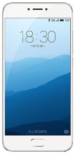 Telefon Mobil Meizu Pro 6s, Procesor Deca-Core 2.5GHz/2GHz/1.4GHz, Super AMOLED Capacitive touchscreen 5.2inch, 4GB RAM, 64GB Flash, 12MP, Wi-Fi, 4G, Dual Sim, Android (Auriu)