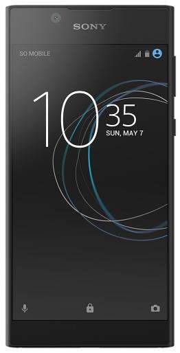 Telefon Mobil Sony Xperia L1, Procesor Quad-core 1,45 GHz, IPS LCD Capacitive Touchscreen 5.5inch, 2GB RAM, 16GB Flash, 13 MP, Single Sim, Wi-Fi, 4G, Android (Negru)