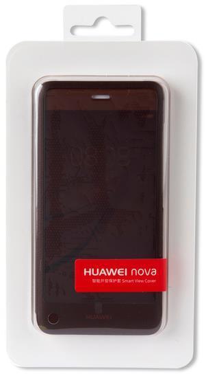 Husa Book Cover Huawei pentru Huawei Nova (Maro)