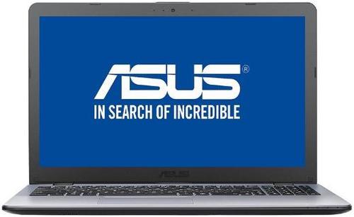 Imagine indisponibila pentru Laptop ASUS VivoBook 15 X542UR-DM006 (Procesor Intel® Core™ i7-7500U (4M Cache, up to 3.50 GHz), 15.6inchFHD, 4GB, 1TB HDD @5400RPM, nVidia GeForce 930MX @2GB, Wireless AC, Gri)