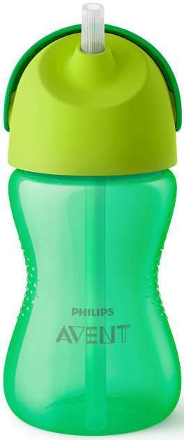 Cana cu pai Philips Avent SCF798/01, 300ml, 9 luni+ (Verde)