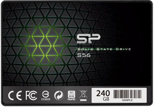 SSD Silicon Power Slim S56 Series, 240GB, 2.5inch, Sata III 600