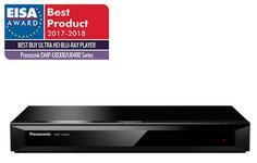 Blu-ray Player Panasonic DMP-UB400EGK, Ultra HD, Wi-Fi, USB, HDMI (Negru)