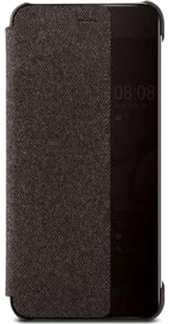 Husa Flip Cover Huawei 51991887 pentru Huawei P10 (Maro)