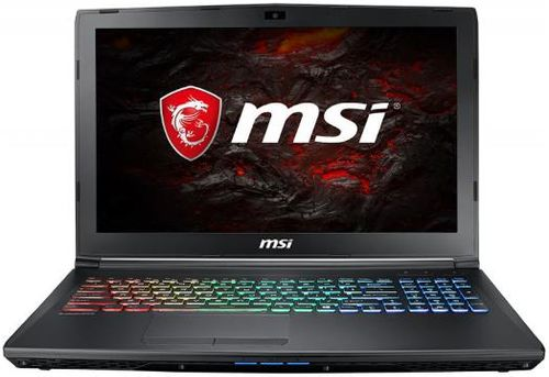 laptop gaming msi gp62mvr 7rfx leopard pro (procesor intel® core™ i7-7700hq (6m cache, up to 3.80 ghz), kaby lake, 15.6inchfhd, 16gb, 1tb hdd @7200rpm + 128gb ssd, nvidia geforce gtx 1060 @3gb, wireless ac, tastatura iluminata, negru)