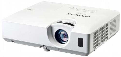 Videoproiector Hitachi CPWX3042WN, 3000 Lumeni, 1280 x 800, Contrast 10.000:1, HDMI (Alb)