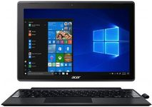 """Laptop 2in1 Acer Switch 3 SW312-31 (Procesor Intel® Pentium® N4200 (2M Cache, up to 2.50 GHz), Apollo Lake, 12.2""""FHD, Touch, 4GB, 64GB eMMC, Intel® HD Graphics 505, Wireless AC, Win10 S, Negru)"""