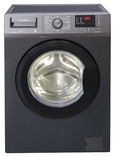 Masina de spalat ARCTIC APL71222XLAB, Clasa A+++, 7 kg, 1200 rpm (Antracit)