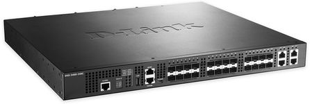 Switch D-Link DXS-3400-24SC, Gigabit, 24 Porturi, Layer 3