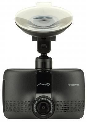 Camera Auto Mio MiVue 733 WIFI, Full HD (1920 x 1080), Ecran 2.7inch (Negru)