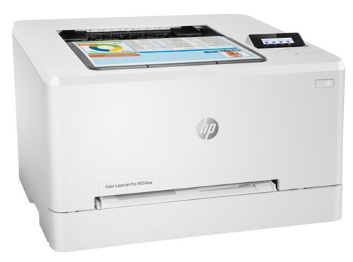 Imprimanta HP LaserJet M254nw, A4, Retea, Wireless, USB, 21 ppm