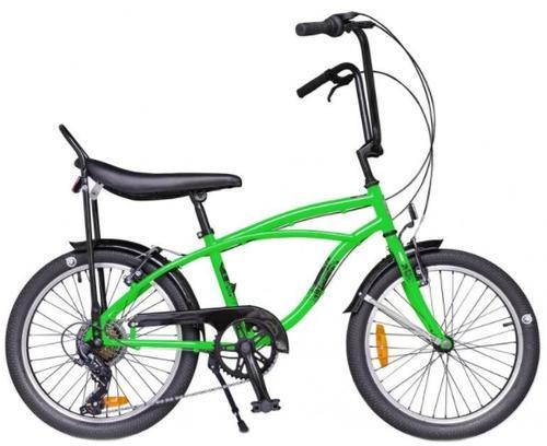 Imagine indisponibila pentru Bicicleta Pegas Starada Mini 7S 2017, Cadru 13inch, Roti 20inch, 7 Viteze (Verde)