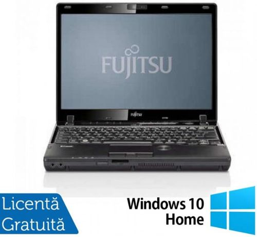 Laptop Refurbished FUJITSU Lifebook P772 (Procesor Intel® Core™ i5-3320M (3M Cache, up to 3.30 GHz), Ivy Bridge, 12inch, 4GB, 250GB HDD, Intel® HD Graphics 4000, Win10 Home)