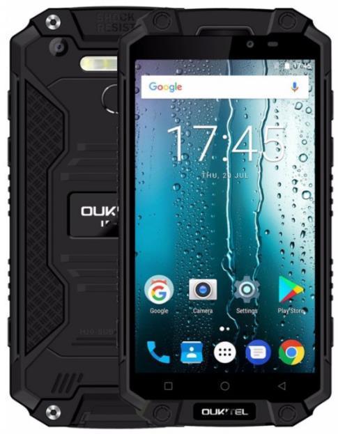 Telefon mobil Oukitel K10000 Max, Procesor Octa-Core 1.3GHz, IPS 5.5inch, 3GB RAM, 32GB Flash, 16MP(interpolat), Wi-Fi, 4G, Dual SIM, Android (Negru) title=Telefon mobil Oukitel K10000 Max, Procesor Octa-Core 1.3GHz, IPS 5.5inch, 3GB RAM, 32GB Flash, 16MP(interpolat), Wi-Fi, 4G, Dual SIM, Android (Negru)