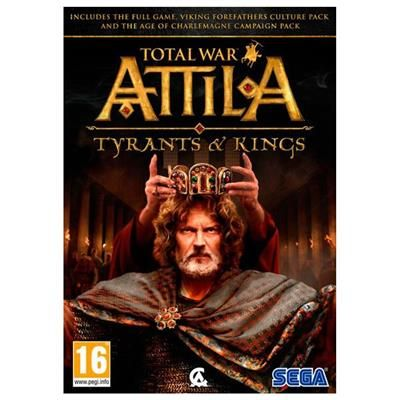 Total War Attila Tyrants And Kings (PC) title=Total War Attila Tyrants And Kings (PC)