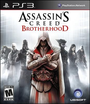 Assassins Creed Brotherhood (PS3) title=Assassins Creed Brotherhood (PS3)