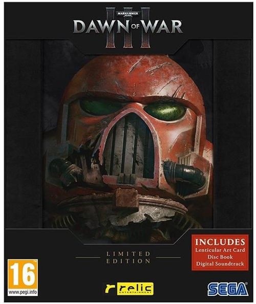Warhammer 40.000 Dawn Of War III Limited Edition (PC) title=Warhammer 40.000 Dawn Of War III Limited Edition (PC)