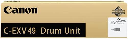 Drum Unit Canon C-EXV49 (Negru+Color) poza 2021