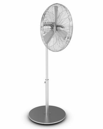 Ventilator cu picior STADLER FORM CHARLY Stand SFCHS, 60 W (Inox)