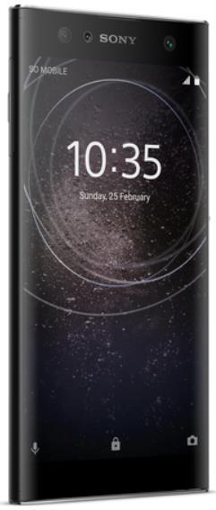 Telefon Mobil Sony Xperia XA2, Procesor Octa-Core 2.2GHz, IPS LCD Capacitive Touchscreen 5.2inch, 3GB RAM, 32GB Flash, 23MP, Wi-Fi, 4G, Dual Sim, Android (Negru)
