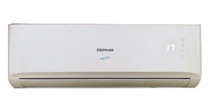 Aparat de aer conditionat Zephir, MI-12SCO5, Inverter, 12000 BTU, Clasa A++, Filtru Cold Catalist, Auto restart, Mod Turbo, Display ascuns