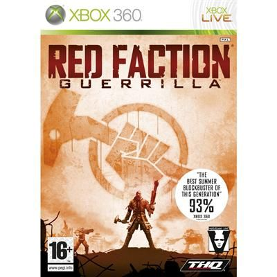 red faction guerrilla (xbox360)