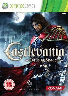 castlevania lords of shadow (xbox360)
