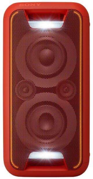 Sistem Audio Sony GTK-XB5R, Bluetooth, NFC (Rosu)