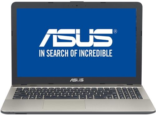 Laptop ASUS X541NA-GO508 (Procesor Intel® Celeron® Dual Core N3350 (2M Cache, up to 2.4 GHz), Apollo Lake, 15.6inch, 4GB, 1TB HDD @5400RPM, Intel HD graphics 500, Endless OS, Negru ciocolatiu)