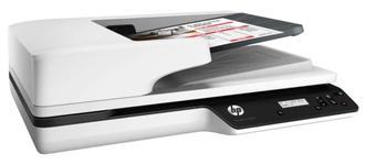 Scanner HP ScanJet Pro 3500 f1 Flatbed, A4, 25 ppm, Duplex, ADF