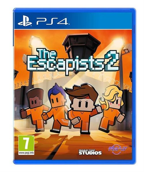 escapists 2 (ps4)