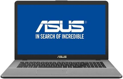 Laptop ASUS VivoBook Pro 17 N705UD-GC171 (Procesor Intel® Core™ i5-8250U (6M Cache, up to 3.40 GHz), Kaby Lake R, 17.3inchFHD, 8GB, 1TB HDD @5400RPM + 128GB SSD, nVidia GeForce GTX 1050 @4GB, Endless OS, Gri)